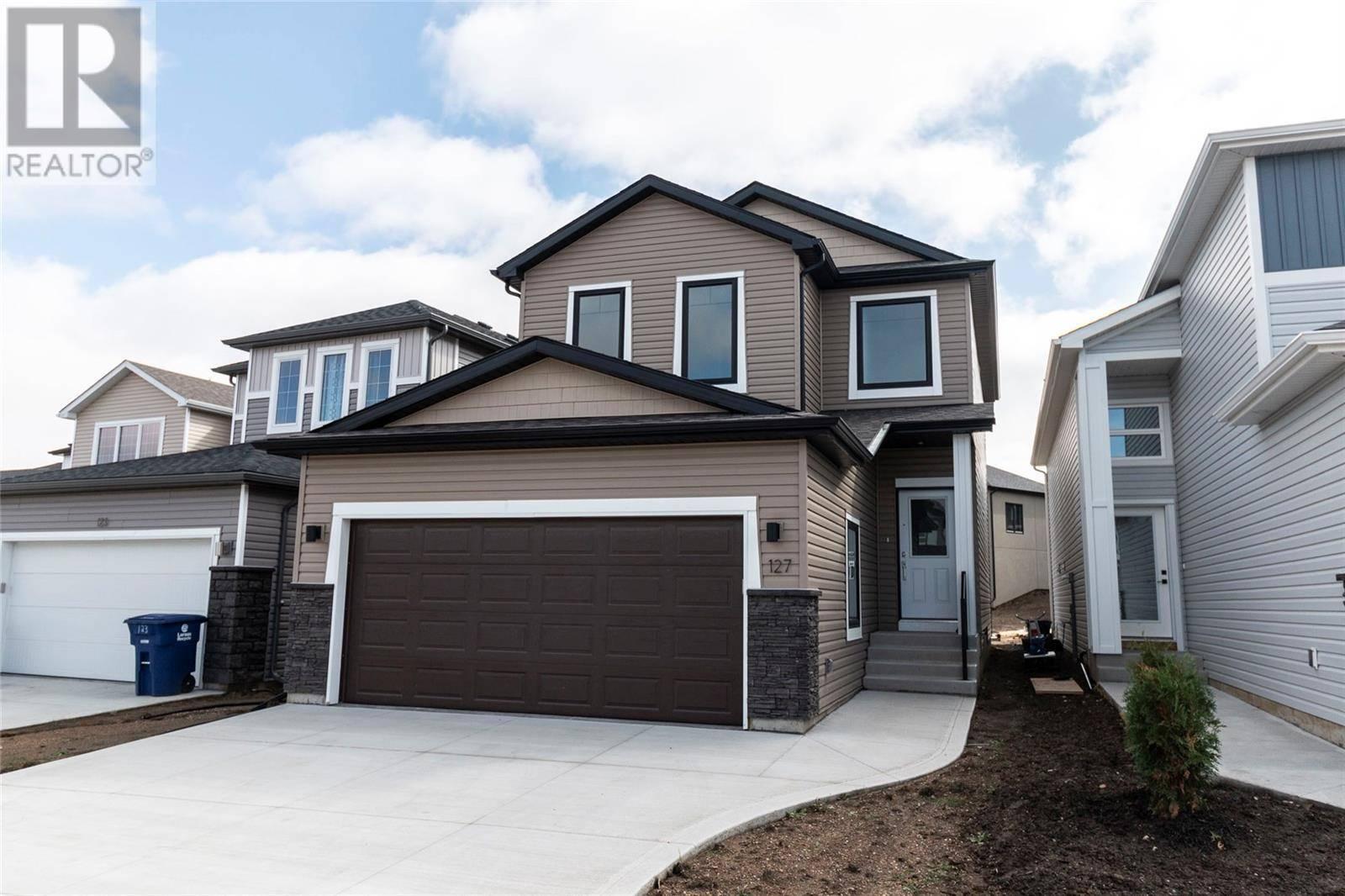 House for sale at 127 Burgess Cres Saskatoon Saskatchewan - MLS: SK787212