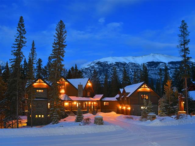 For Sale: 127 Cairns Landing, Canmore, AB   4 Bed, 6 Bath House for $4,995,000. See 50 photos!