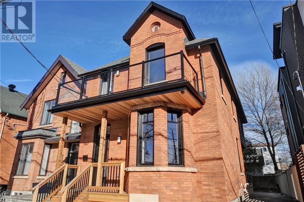 House for sale at 127 Cartier St Ottawa Ontario - MLS: 1176475
