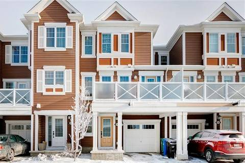 Townhouse for sale at 127 Cityscape Ln Northeast Calgary Alberta - MLS: C4223580
