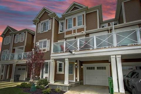 Townhouse for sale at 127 Cityscape Ln Northeast Calgary Alberta - MLS: C4267162