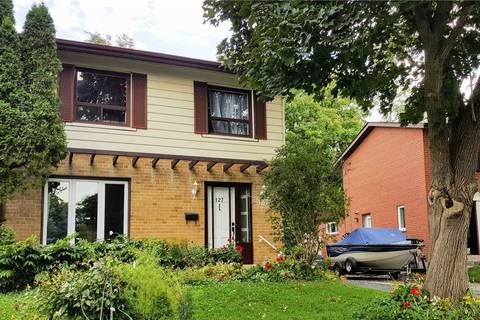 Townhouse for sale at 127 Duncairn Rd Toronto Ontario - MLS: C4435078