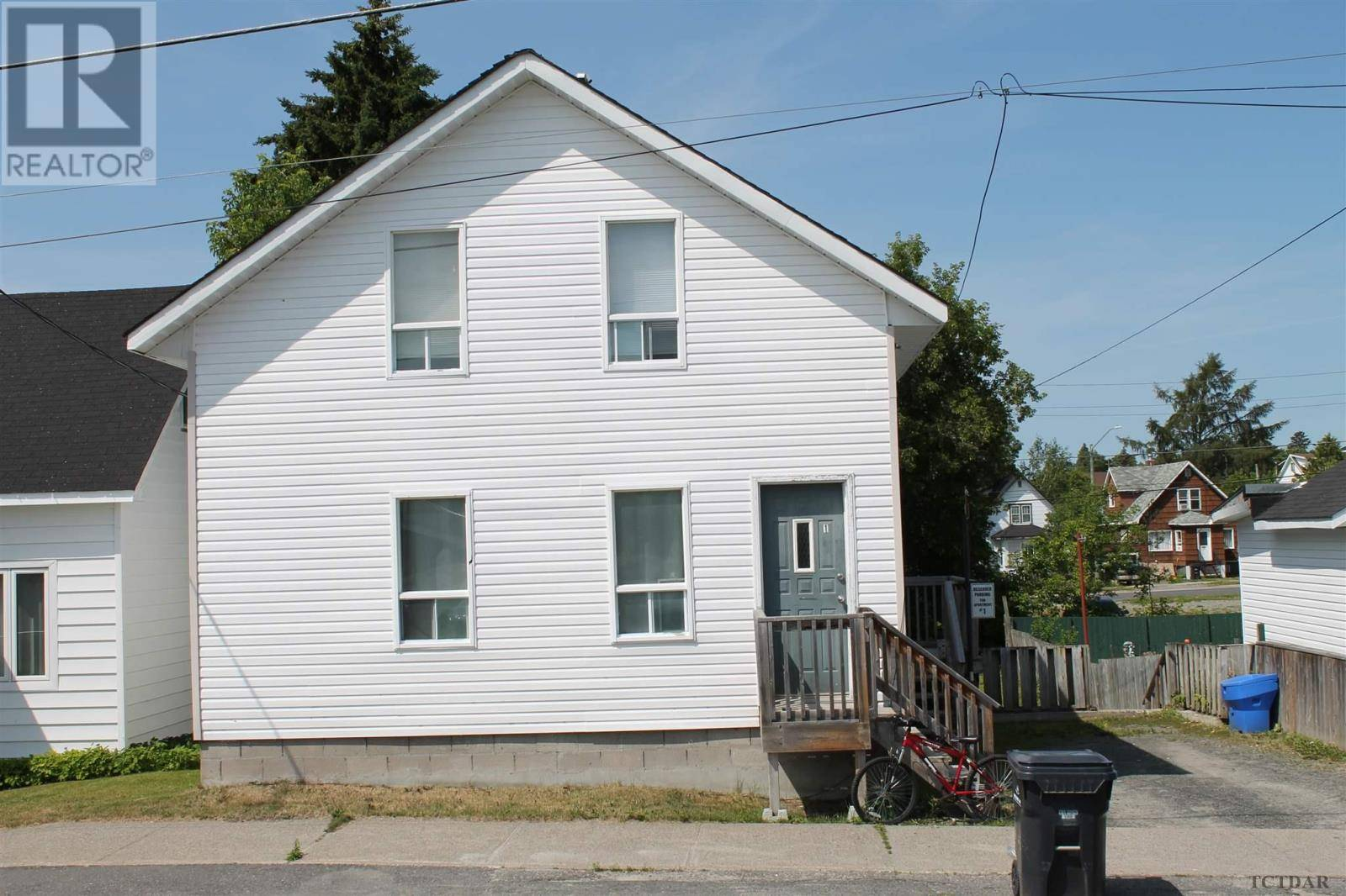 Townhouse for sale at 127 Duncan Ave Kirkland Lake Ontario - MLS: TM191943