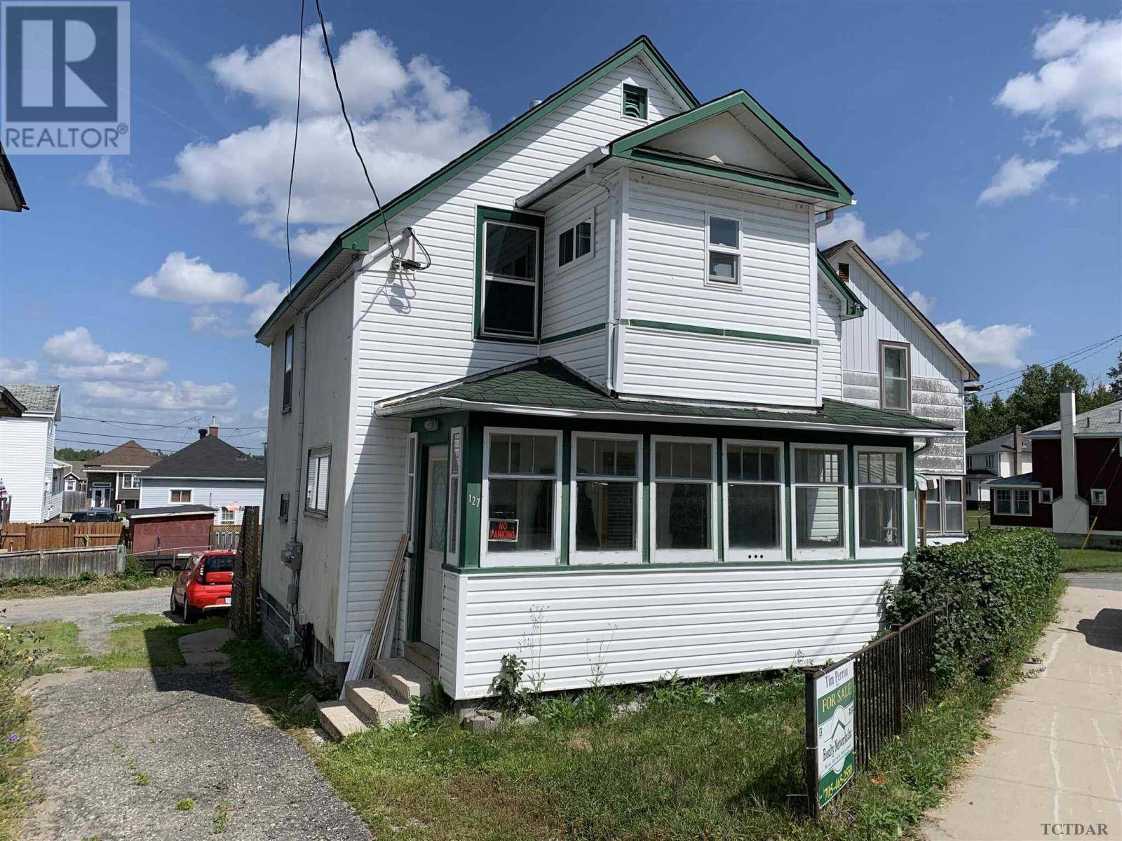 Townhouse for sale at 127 Dwyer Ave Timmins Ontario - MLS: TM191890