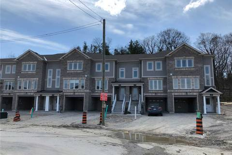 Townhouse for sale at 127 Frank's Wy Barrie Ontario - MLS: S4555714
