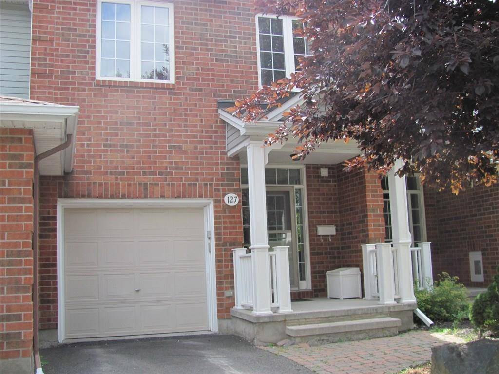 Townhouse for sale at 127 Gray Cres Kanata Ontario - MLS: 1164285