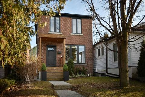 House for sale at 127 Holborne Ave Toronto Ontario - MLS: E4728853