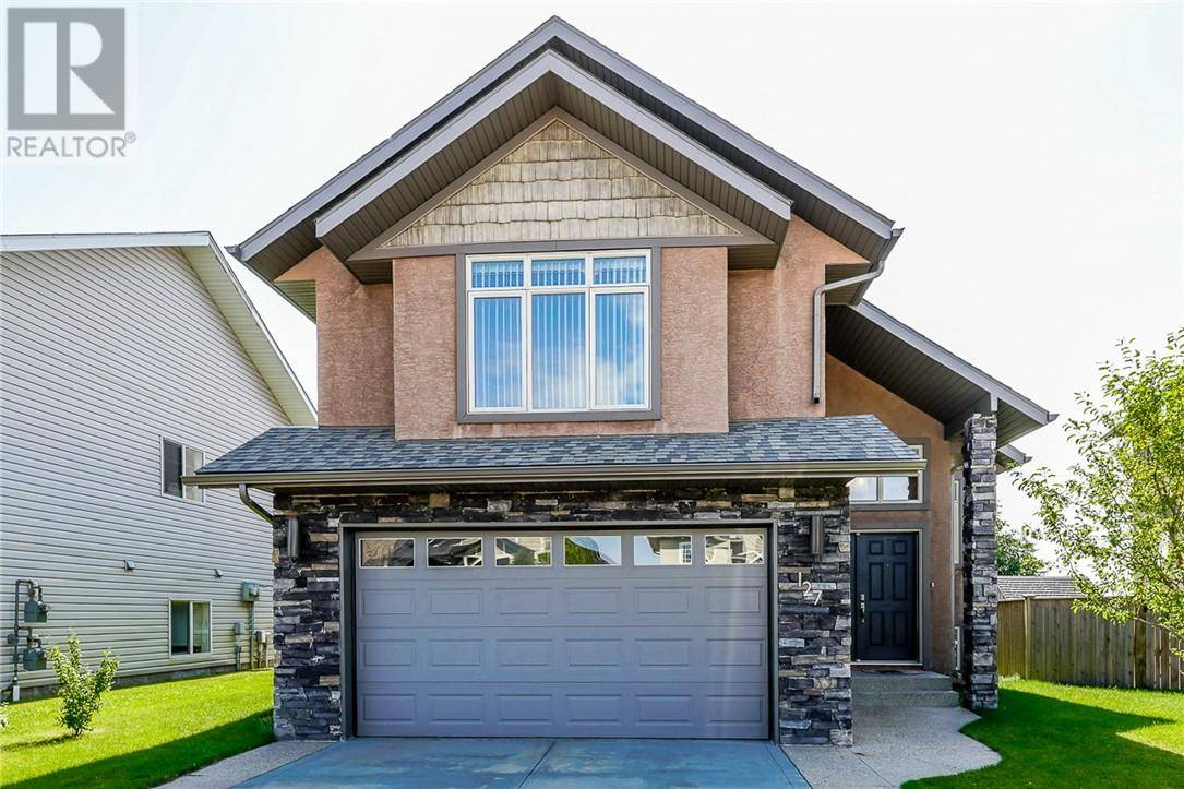 House for sale at 127 Isherwood Cs Red Deer Alberta - MLS: ca0184876