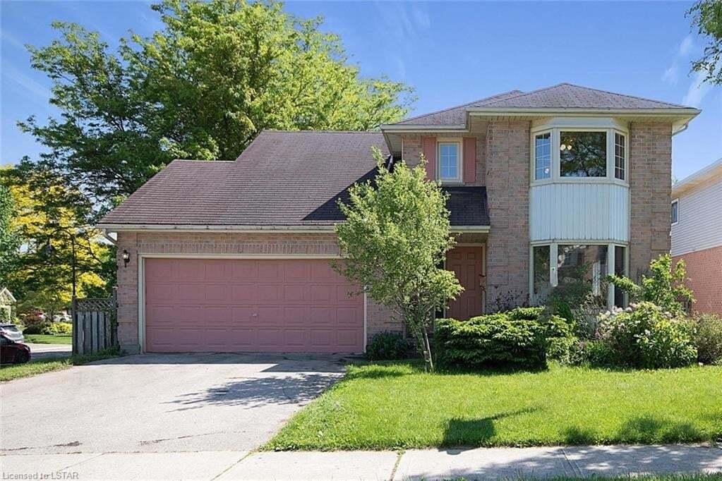 House for sale at 127 Laurel St N London Ontario - MLS: 263253