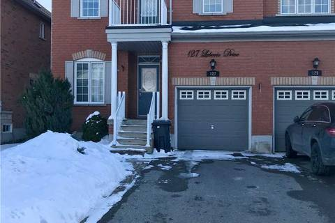 Townhouse for sale at 127 Lebovic Dr Richmond Hill Ontario - MLS: N4695889