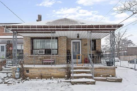 House for sale at 127 Leyton Ave Toronto Ontario - MLS: E4661526