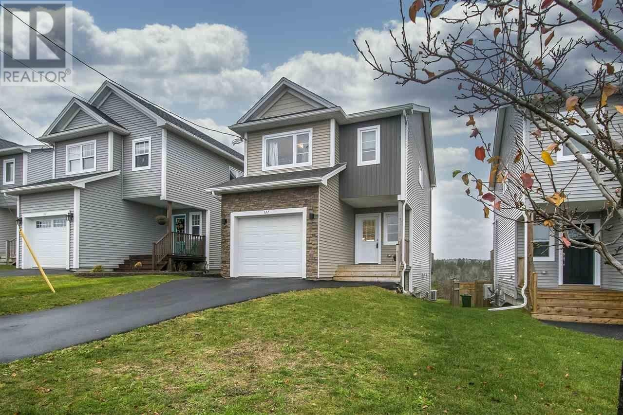 House for sale at 127 Lier Rdge Spryfield Nova Scotia - MLS: 202024366
