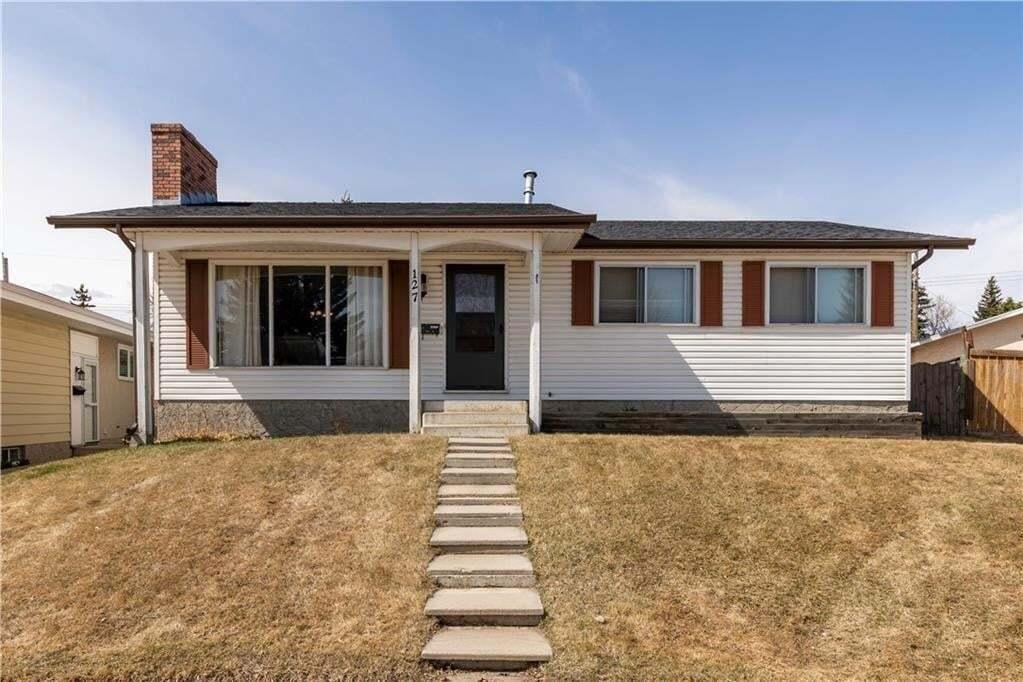 House for sale at 127 Maddock Wy NE Marlborough Park, Calgary Alberta - MLS: C4294237