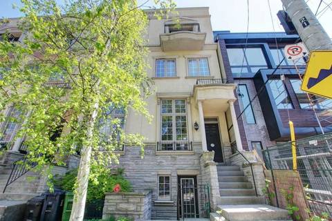 Townhouse for rent at 127 Massey St Toronto Ontario - MLS: C4713707