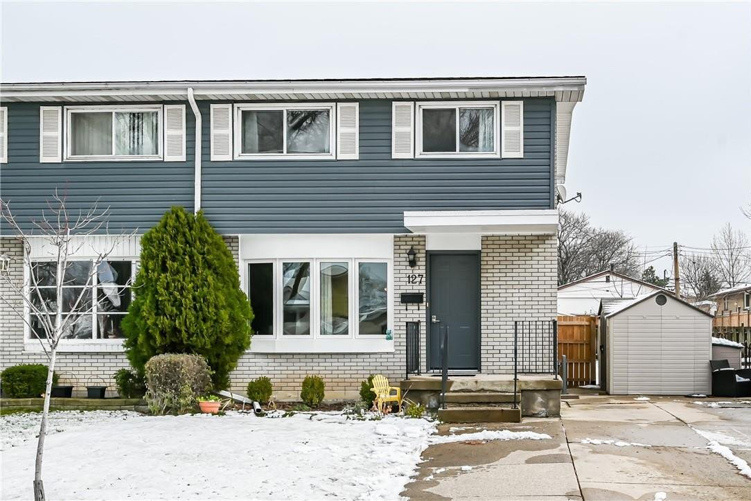 House for sale at 127 Meadowlark Dr Hamilton Ontario - MLS: H4093560