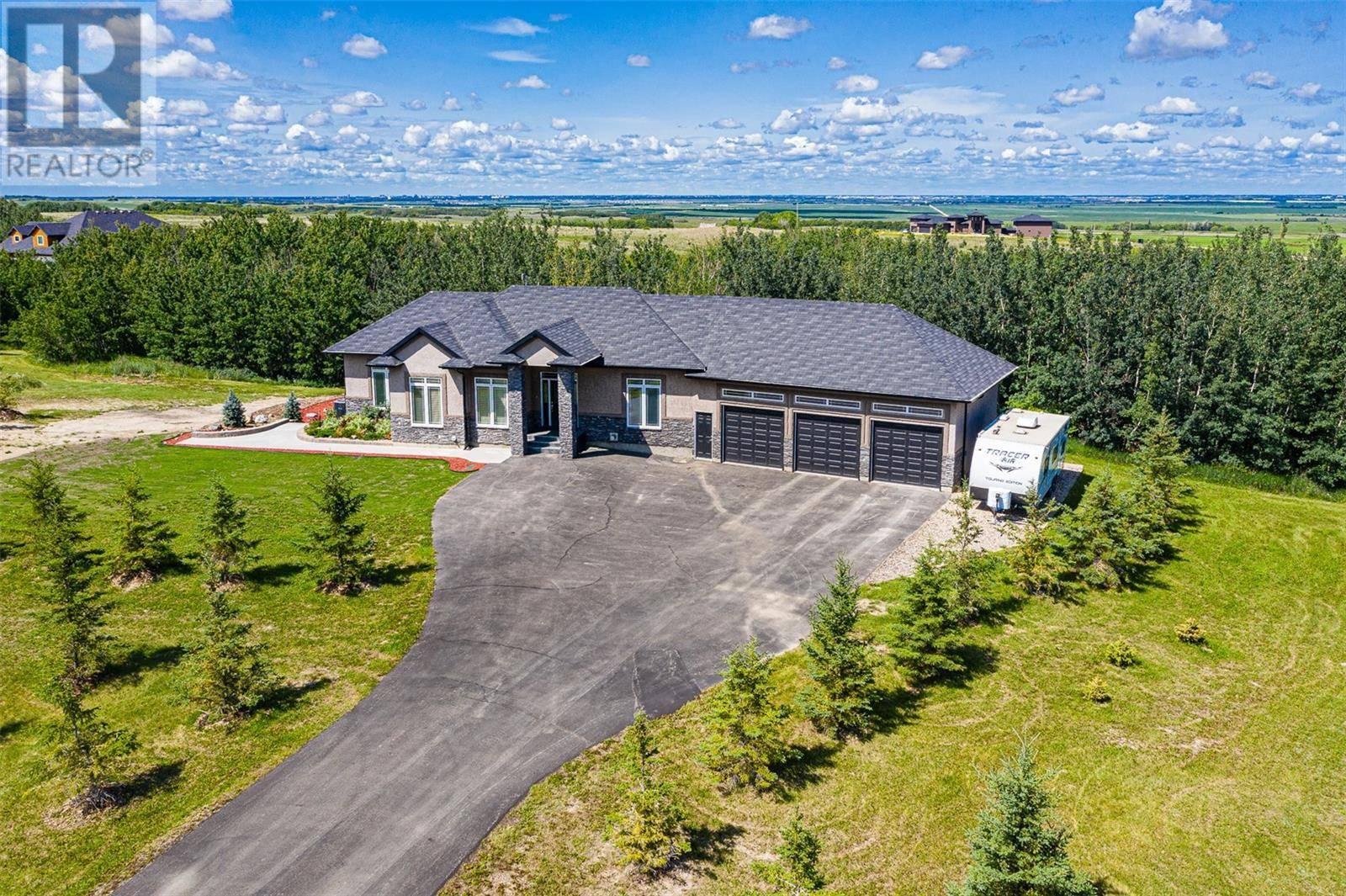 House for sale at 127 Mission Ridge Rd Aberdeen Rm No. 373 Saskatchewan - MLS: SK779218