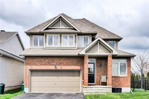 House for sale at 127 Mosswood Ct Ottawa Ontario - MLS: 1152334