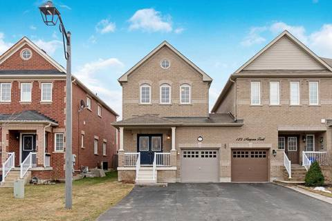 Townhouse for sale at 127 Niagara Tr Halton Hills Ontario - MLS: W4732772