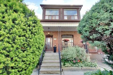 House for sale at 127 Northcliffe Blvd Toronto Ontario - MLS: C4403740