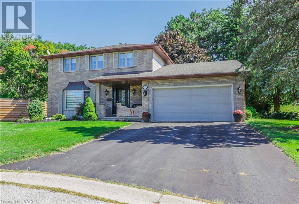 House for sale at 127 Somerset Pl London Ontario - MLS: 245193