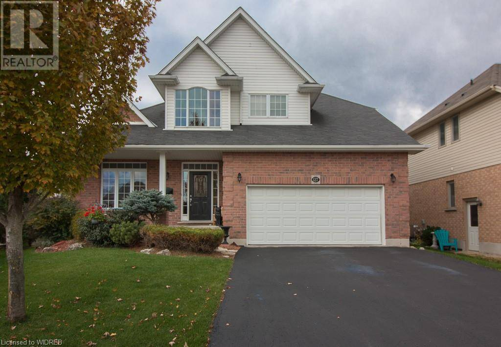 House for sale at 127 Southview Ct Woodstock Ontario - MLS: 229349