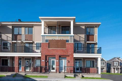 Townhouse for rent at 127 Walleye Pt Ottawa Ontario - MLS: X4642255