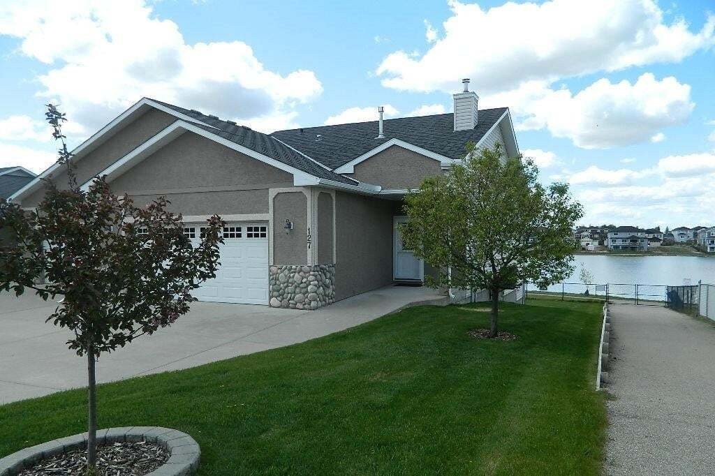 Townhouse for sale at 127 Westlake Ba Strathmore Lakes Estates, Strathmore Alberta - MLS: C4274295