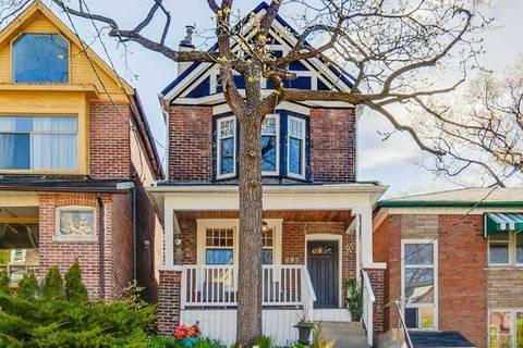 House for sale at 127 Willow Ave Toronto Ontario - MLS: E4472826