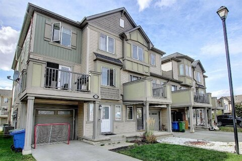 Townhouse for sale at 127 Windstone  Cres SW Airdrie Alberta - MLS: A1037092