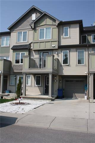 Townhouse for sale at 127 Windstone Cres Southwest Airdrie Alberta - MLS: C4278554