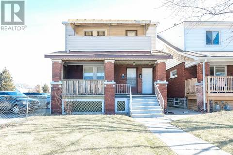 Townhouse for sale at 1270 Goyeau  Windsor Ontario - MLS: 19015344