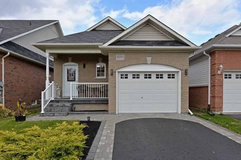 House for sale at 1270 Macinally Ct Oshawa Ontario - MLS: E4617296