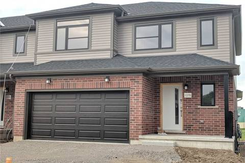 Townhouse for rent at 1270 Michael Circ London Ontario - MLS: X4488992
