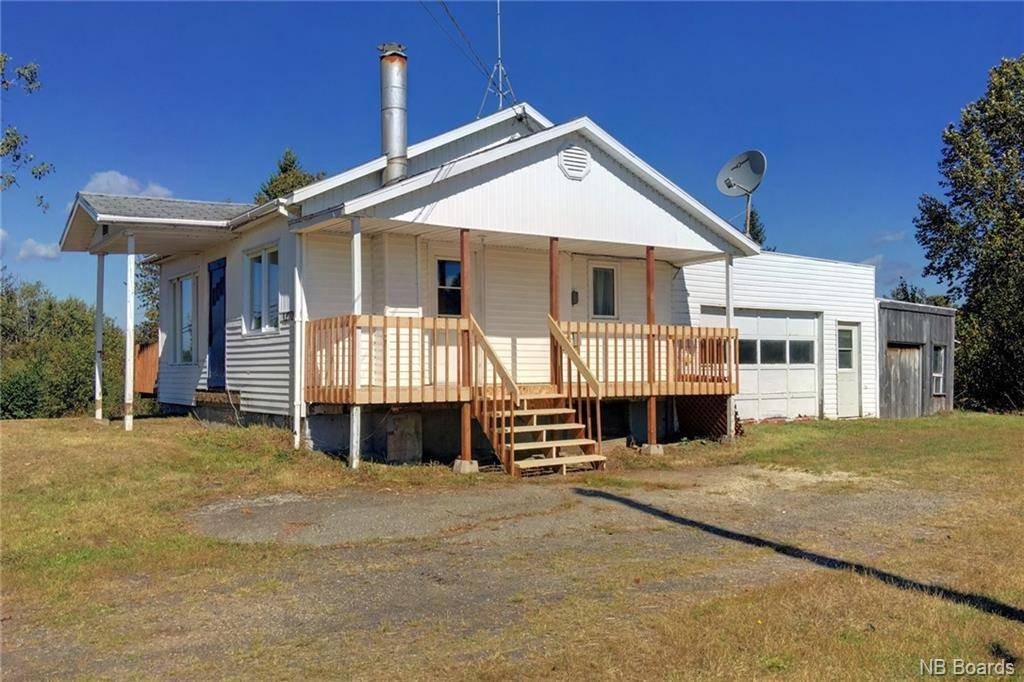 House for sale at  12709 Rte Sainte-anne-de-madawaska New Brunswick - MLS: NB041327