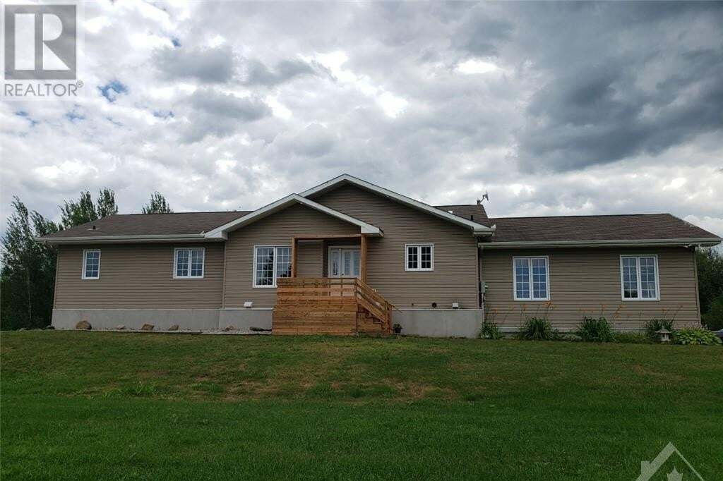 House for sale at 500 Route West Rte Unit 1271 Casselman Ontario - MLS: 1201171