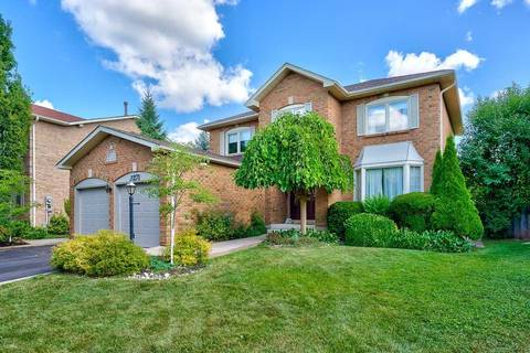 House for sale at 1271 Heathfield Cres Oakville Ontario - MLS: W4593585