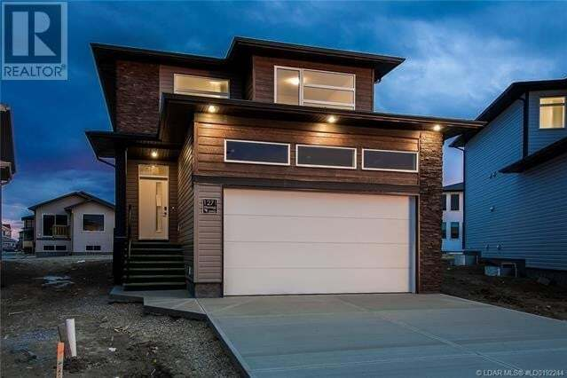House for sale at 1271 Pacific Circ W Lethbridge Alberta - MLS: ld0192244