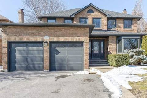 House for sale at 1271 Springwood Cres Oakville Ontario - MLS: W4701202