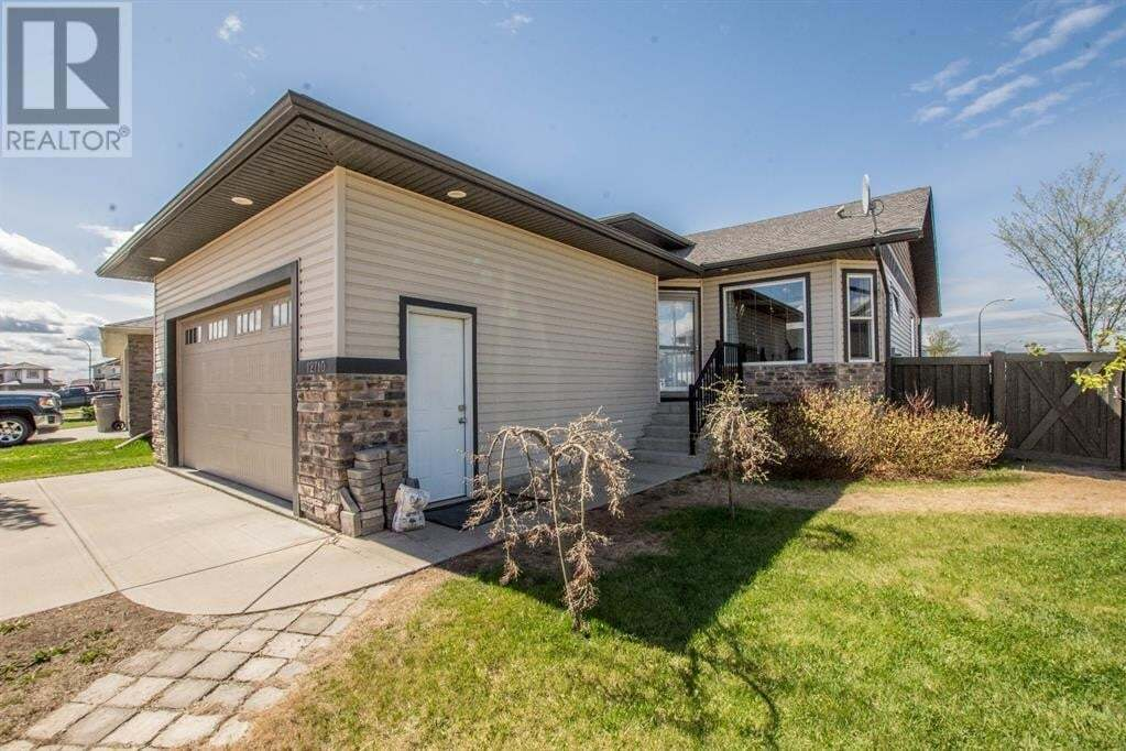 House for sale at 12710 106 St Grande Prairie Alberta - MLS: A1001420