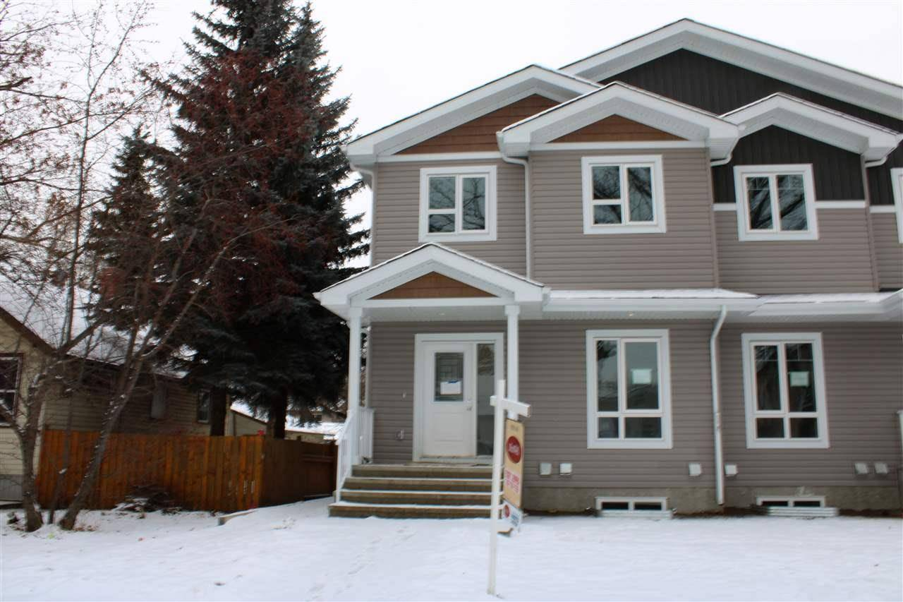 Townhouse for sale at 12711 123 St Nw Edmonton Alberta - MLS: E4182370