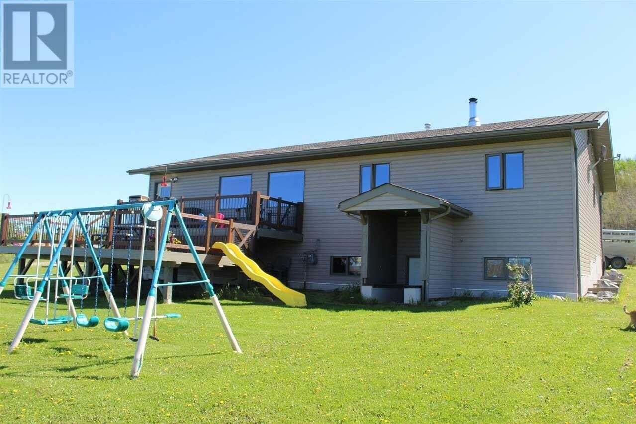 House for sale at 12713 Aitchison Rd Charlie Lake British Columbia - MLS: R2454182