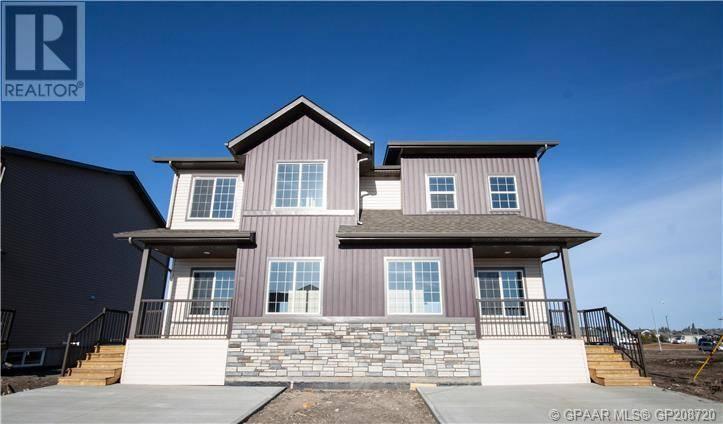 House for sale at 12718 103b St Grande Prairie Alberta - MLS: GP208720