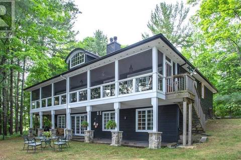 House for sale at 1272 Charlie Thompson Rd Lake Of Bays Ontario - MLS: 145162