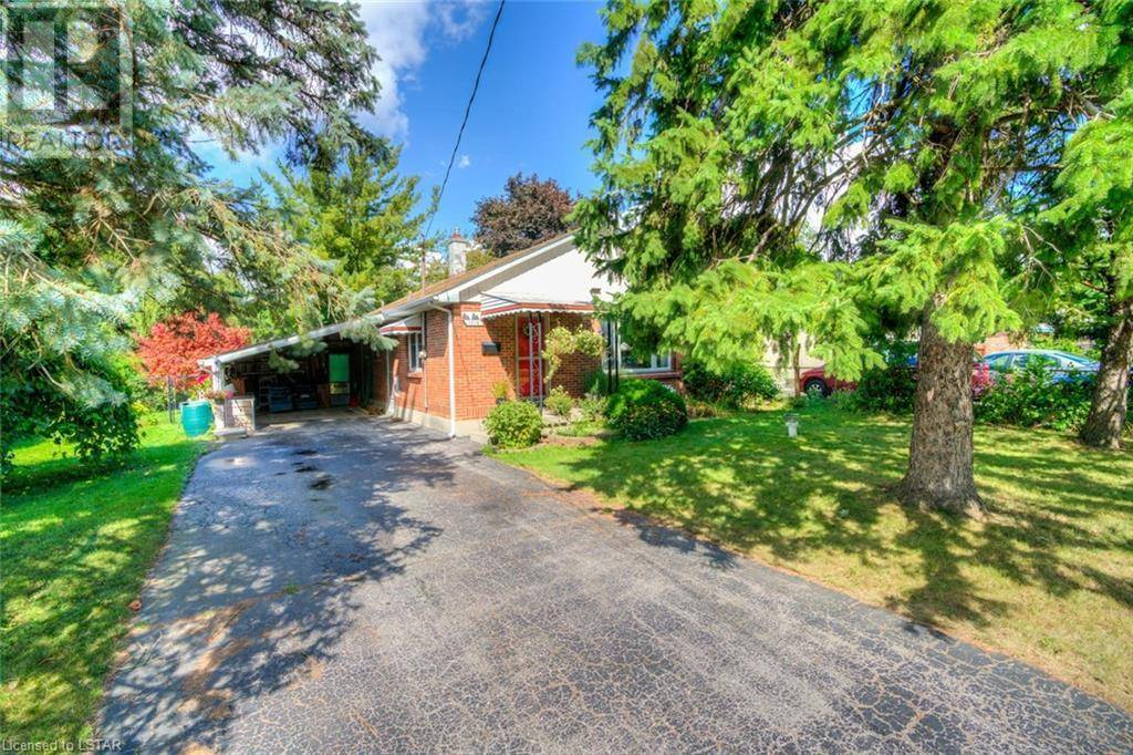 House for sale at 1272 Hillcrest Ave London Ontario - MLS: 226858