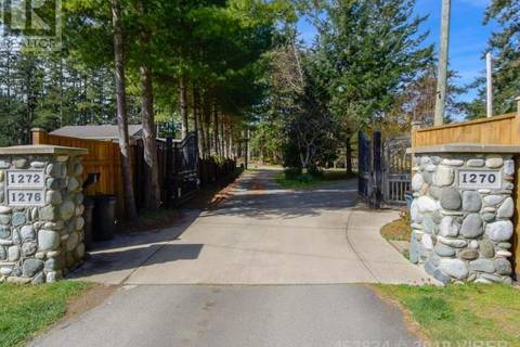 House for sale at 1272 Mayfair Rd Comox British Columbia - MLS: 452834