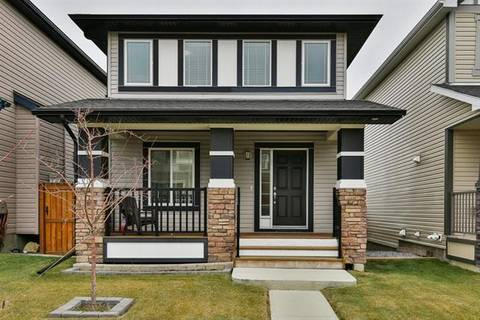House for sale at 1272 Reunion Pl Northwest Airdrie Alberta - MLS: C4276160