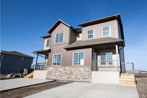 Townhouse for sale at 12722 103b St Grande Prairie Alberta - MLS: A1008110