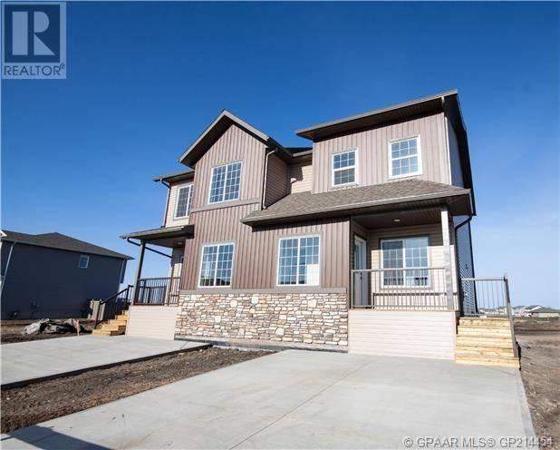 House for sale at 12722 103b St Grande Prairie Alberta - MLS: GP214454