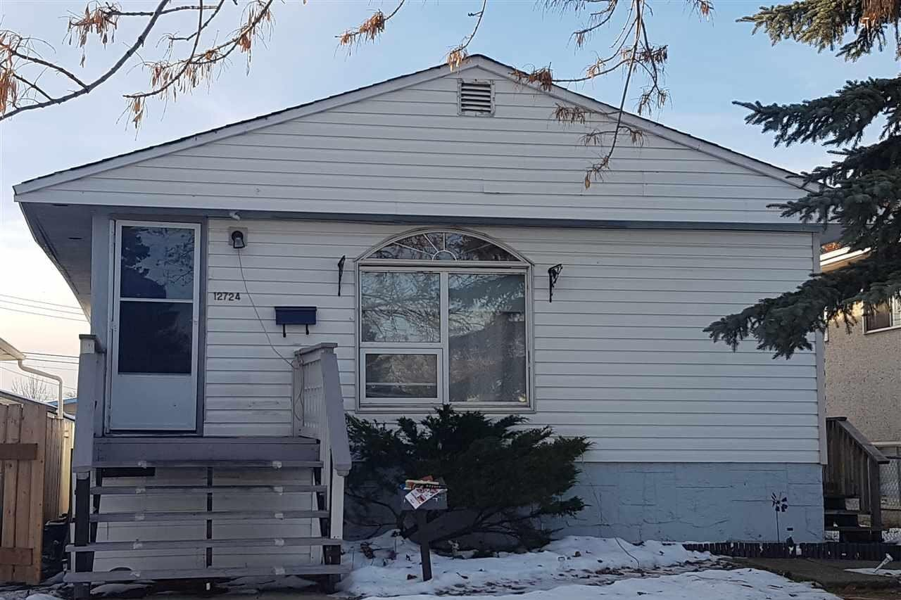 House for sale at 12724 69 St NW Edmonton Alberta - MLS: E4222844