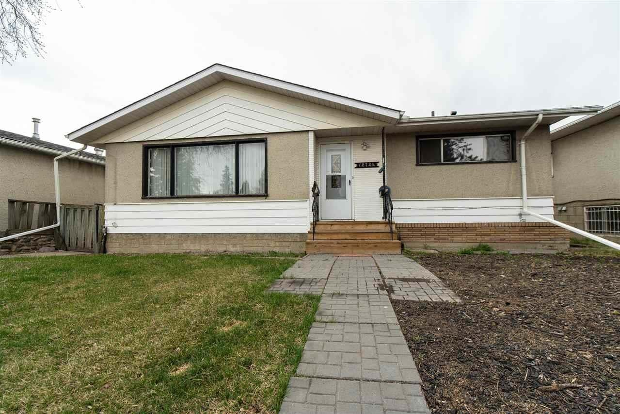 House for sale at 12724 95a St NW Edmonton Alberta - MLS: E4195786